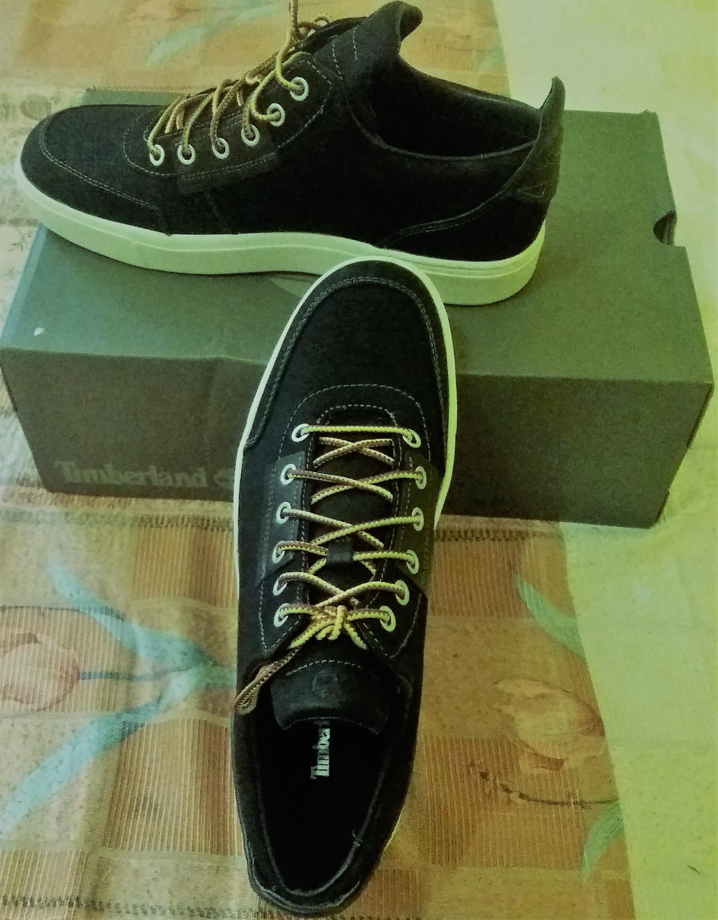 Timberland Men Black Boots – My Preferences | For Kicks sake
