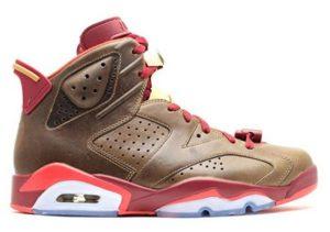The Air Jordan 6 Colorways
