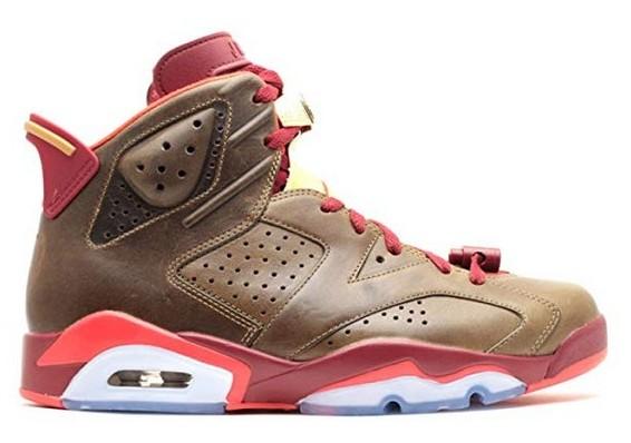 031f709139bc The Air Jordan 6 Colorways