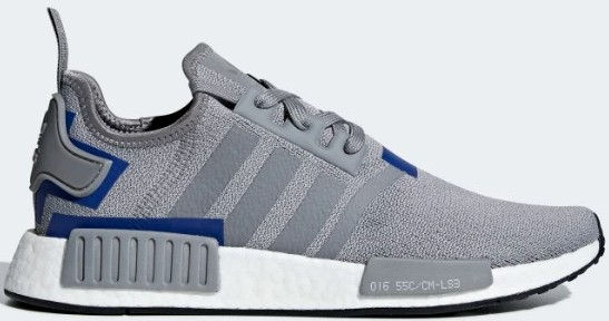 Showing the Adidas NMD R1