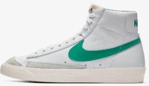 Nike Blazer Mid '77 in Lucid Green Colourway