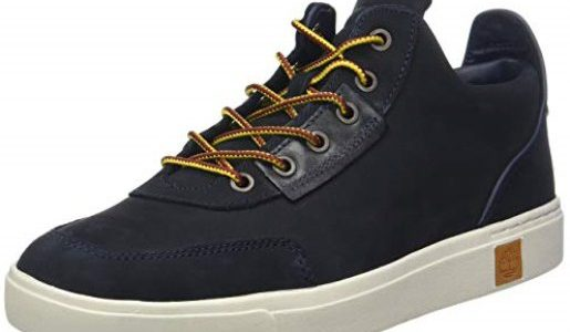 Timberland Amherst High-Top Chukka Boot