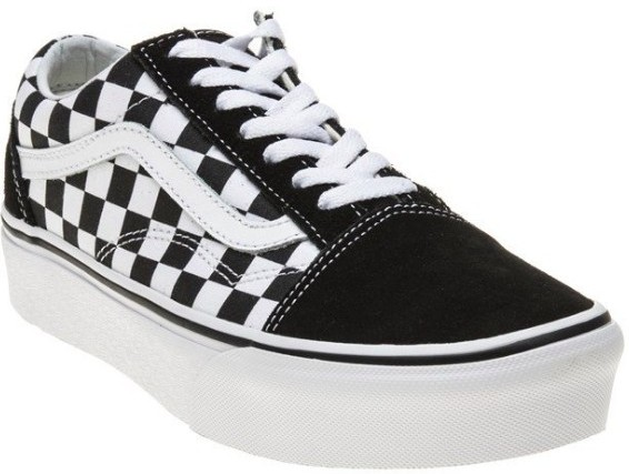 ddab62323a2 Vans Checkerboard Old Skool Platform-Review