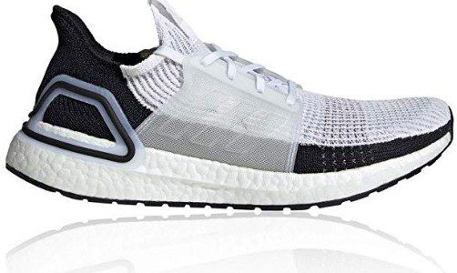 Adidas Ultra Boost 19 White and Grey