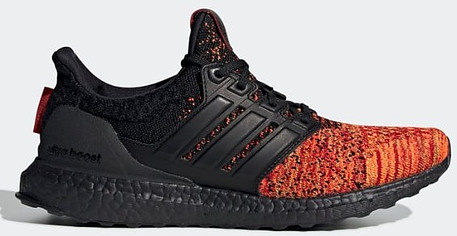 Adidas X Game of Throne Ultra Boost Targaryen