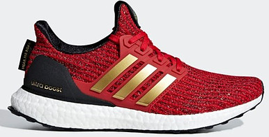 Adidas x Game of Thrones Ultra Boost Lannister
