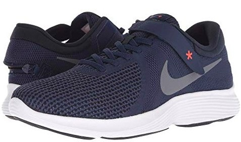 Nike Revolution FlyEase (Midnight Navy/Cool Grey/Dark Obsidian