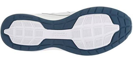 The outsole