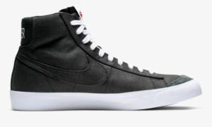 Nike Blazer Mid 77 Black Canvas – Release Info