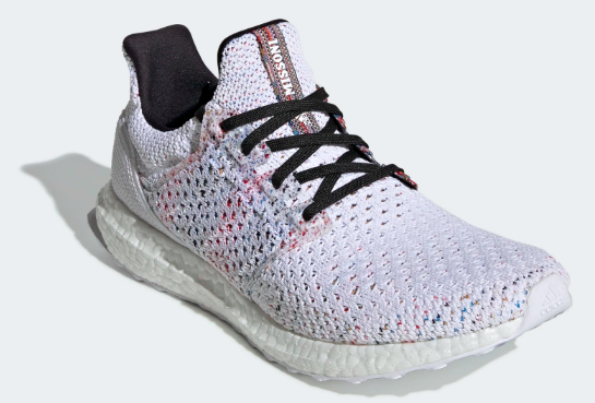 Adidas x Ultra Boost Missoni Clima (White/Cyan-Red) Upper