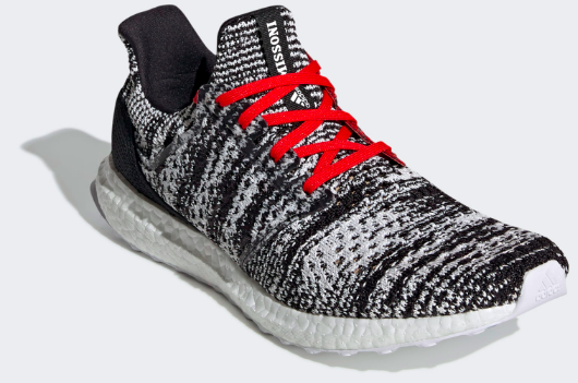 Adidas x Ultra Boost Missoni (Black/White-Red) Upper
