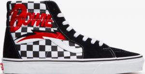 David Bowie Vans footwear Collection – Release Info