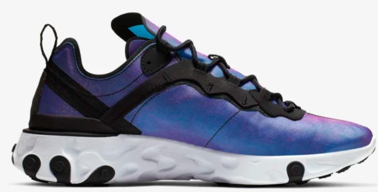 Nike React Element 55 Premium Side