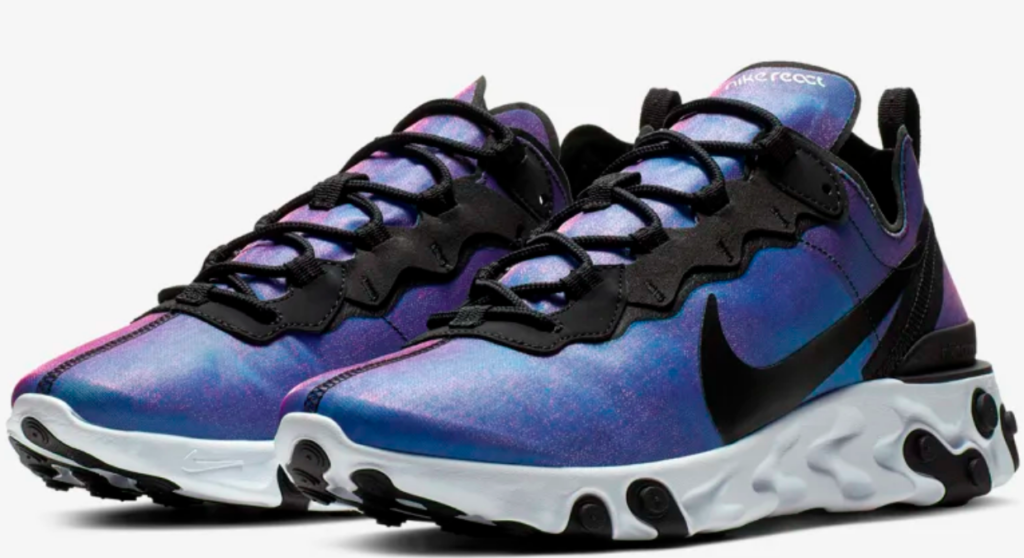 Nike React Element 55 Forefoot