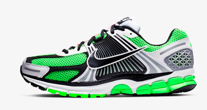 Nike Zoom Vomero 5 'Lime Green'​ Side