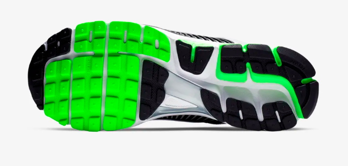 Nike Zoom Vomero 5 'Lime Green' Outsole​