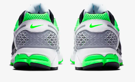 Nike Zoom Vomero 5 'Lime Green'​ Heel
