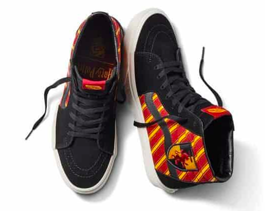 Vans x Harry Potter Gryffindor