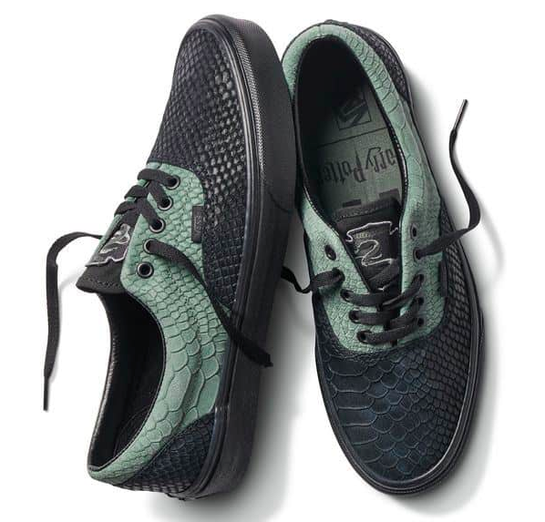 Vans x Harry Potter Slytherin