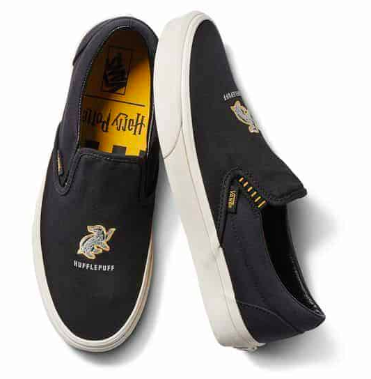 Vans x Harry Potter Hufflepuff