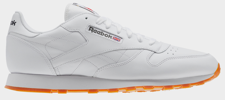 "Reebok Classic Leather ""Intense White/Gum"""