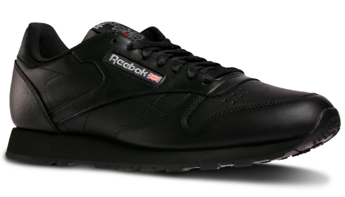 "Reebok Classic Leather ""Intense Black"""