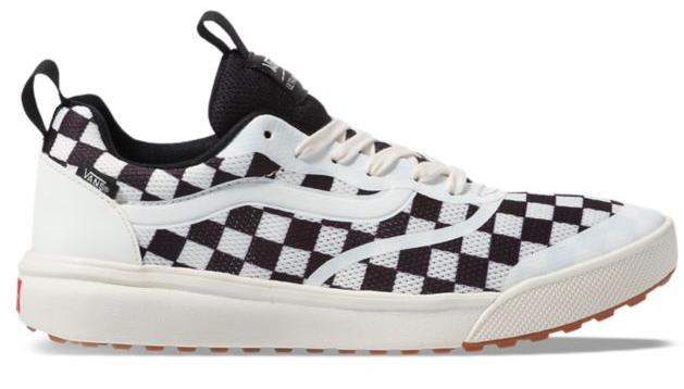 """Checkerboard """"Marshmallo/Black"""