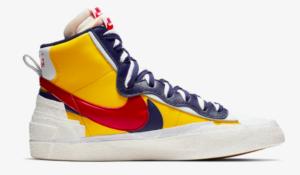Nike Blazer Mid Sacai – Release Info