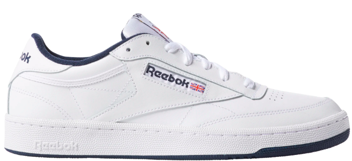 "Reebok Club C 85 ""Intense White/Navy"""