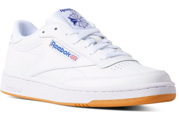 "Reebok Club C 85 ""Intense White/Green"""