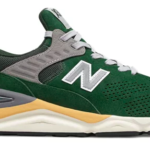 The lateral view of New Balance X-90