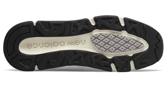 The outsole of New Balance X-90