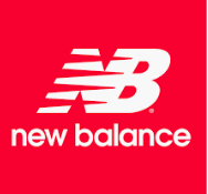To show the image of New Balance logo