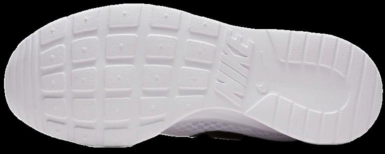 The outsole of the Nike Tanjun