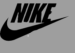 To show the image of NIke logo
