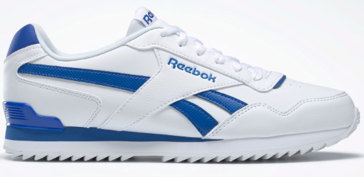 The lateral view of the Reebok Royal Glide