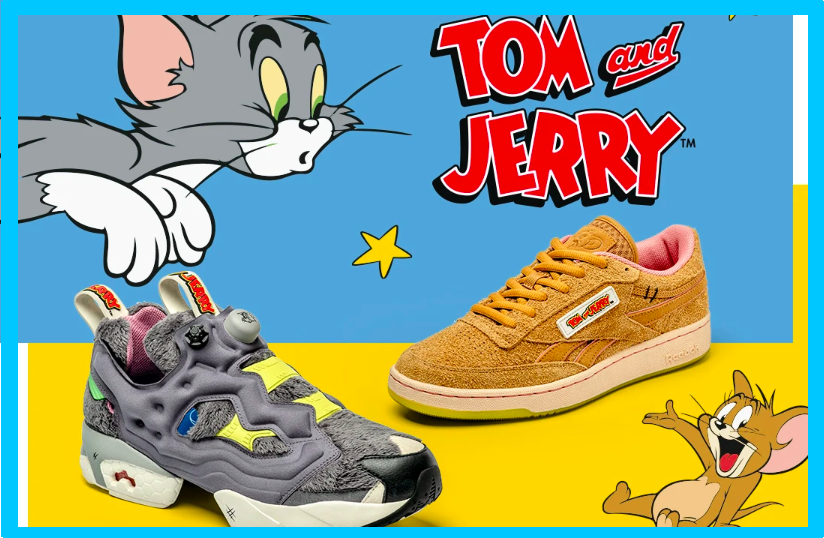 Tom and Jerry, double trouble equals double fun