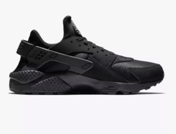 NIke Air Huarache medial view