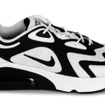 The lateral view of the Nike Air Max 200