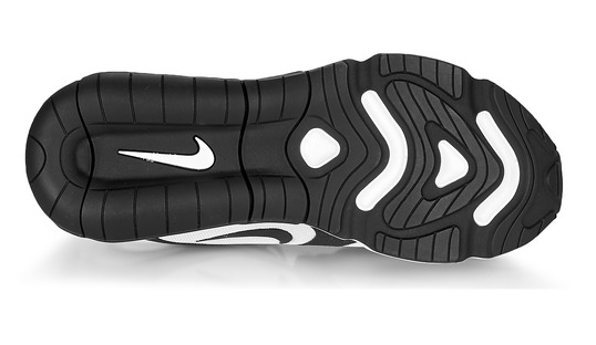 The outsole of the Nike Air Max 200