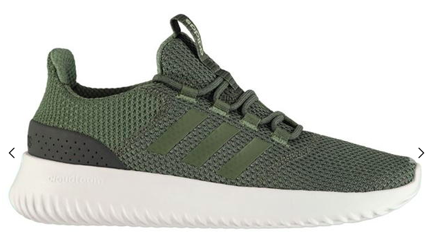 Adidas Cloud Foam Ultimate Green/Carbon