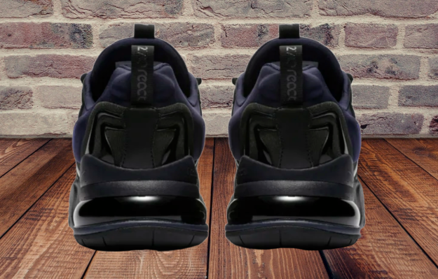 Nike Air Max 270 React Eng Heel View