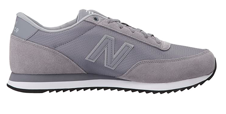 New Balance 501 Gunmetal/ Silver Milk