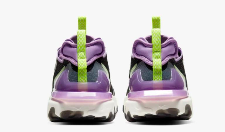 Nike React Vision Heel View