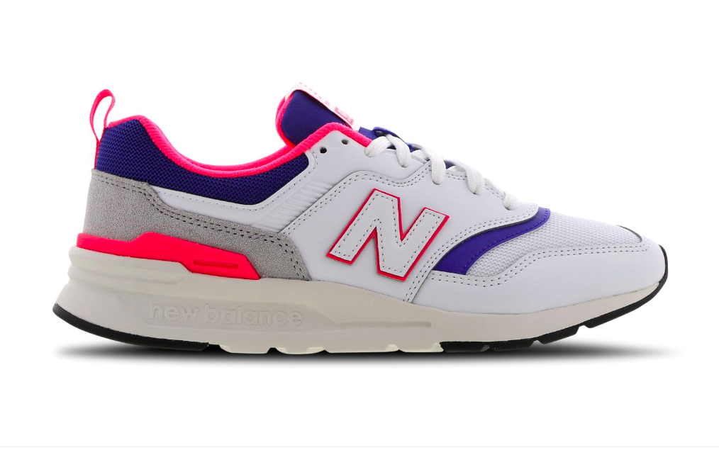 New Balance 997H White Pink Blue